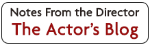 The Actor's Blog