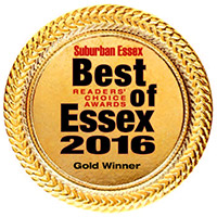Best of Essex Gold Medal Winner 2016